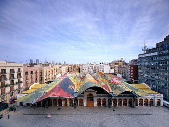 Рынок Санта Катерина