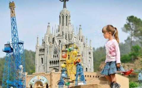 "Парк ""Каталония в миниатюре"""