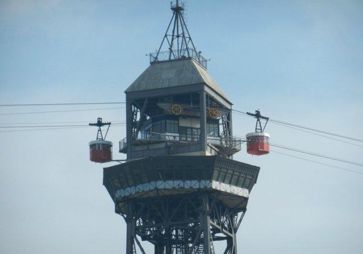 Башня Жауме