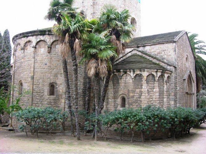 Esglesia de Sant Pau del Camp