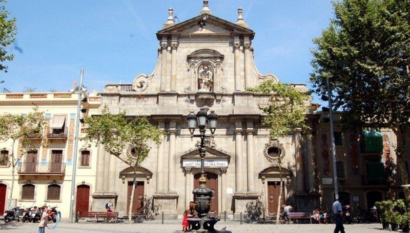 Церковь Сант-Мигель дель Порт