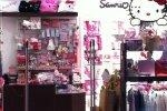 Магазин Hello Kitty на площади Каталонии