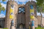 Главные ворота Poble Espanyol