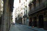 Улочка старого города, где расположен отель