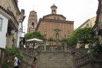 Испанская деревня (Poble Espanyol)