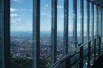С башни Кольсерола вид на Барселону