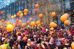 Карнавал в Барселоне
