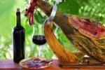 Хамон и вино