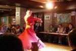 Шоу Фламенко в ресторане готического квартала