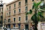 Фасад здания. Отель расположен на 3 этаже