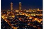 Барселона ночная