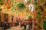 Fiesta en Gracia Barcelona