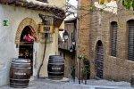 В Испанской деревне