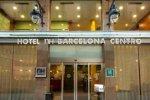 Вход в отель
