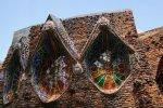 Фасад крипты