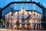 Фасад отеля Claris GL