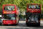 Экскурсионные автобусы (Пересечение маршрутов)