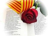 Роза и книга - символы праздника