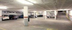Подземная парковка
