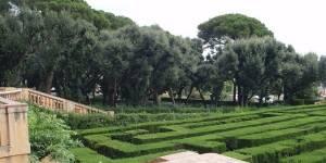 Лабиринт Орта (Parс del Laberint d'Horta)