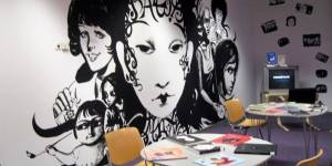 Музей комиксов и иллюстраций