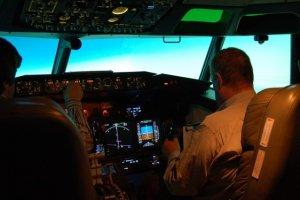 Симулятор боинга 737