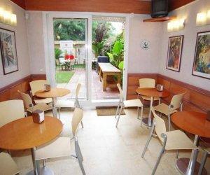 Зал для завтраков и перекусов