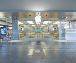 Apple в La Maquinista