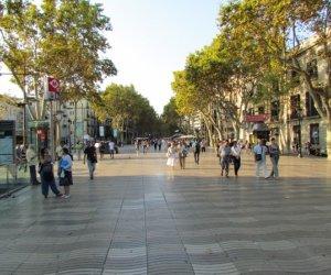 Барселона - исторический центр
