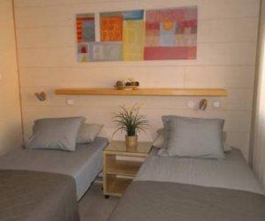 Двухместный номер с отдельными кроватями