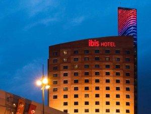 Отель Ibis Barcelona Meridiana 2* в Барселоне