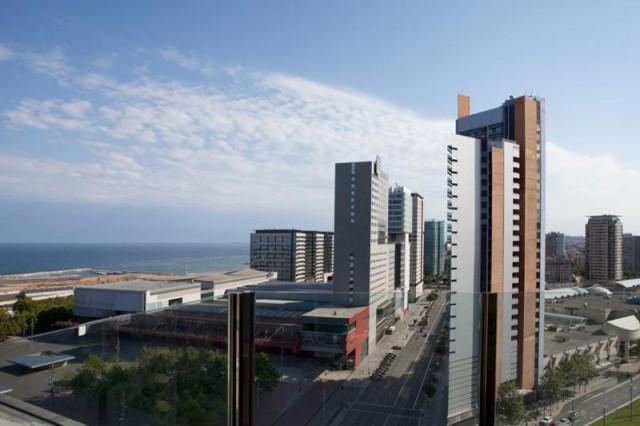 Hotel SB Diagonal Zero Barcelona 4*