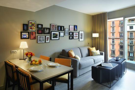 Citadines Ramblas Hotel 3*