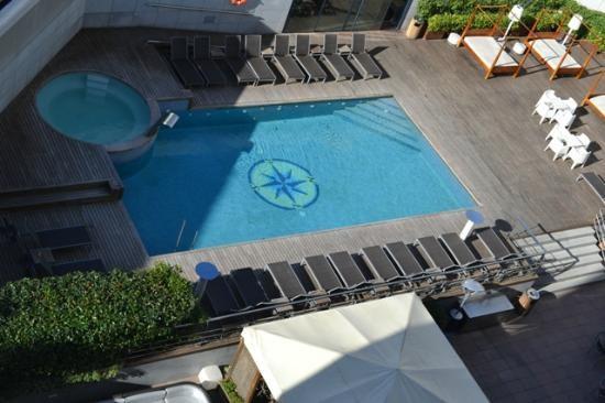 Hotel SB Icaria Barcelona 4*