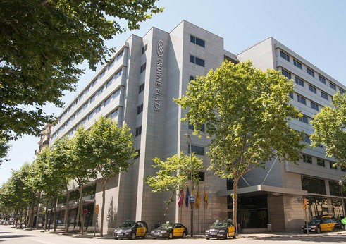 Crowne Plaza Barcelona – Fira Center 4*