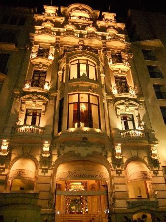 Hotel Montecarlo 4*