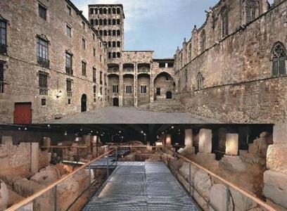 Музей истории Барселоны (MUHBA)
