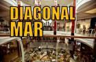 Торговый центр Diagonal Mar перед новогодними праздниками