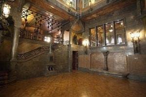 Интерьер двореца