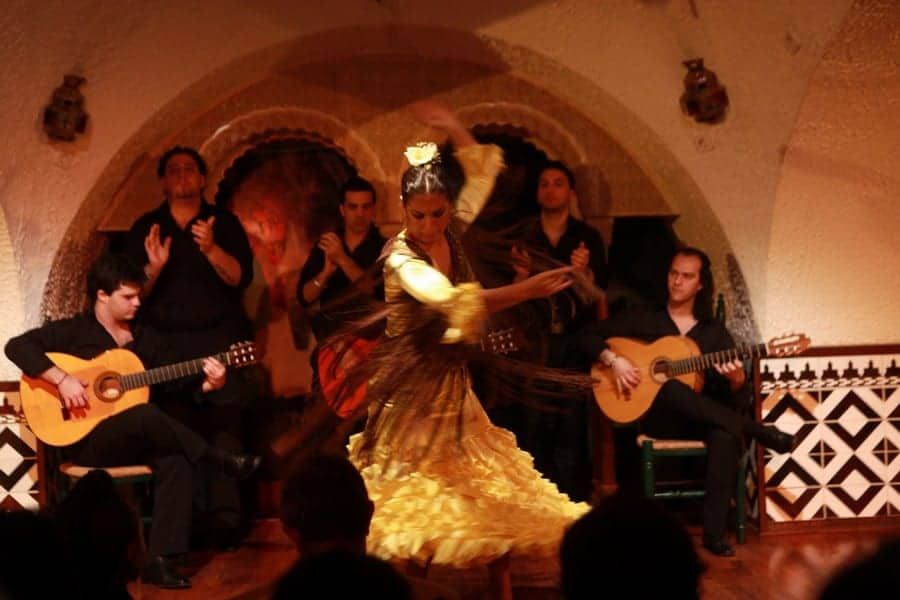 Tablao Flamenco Cordobes