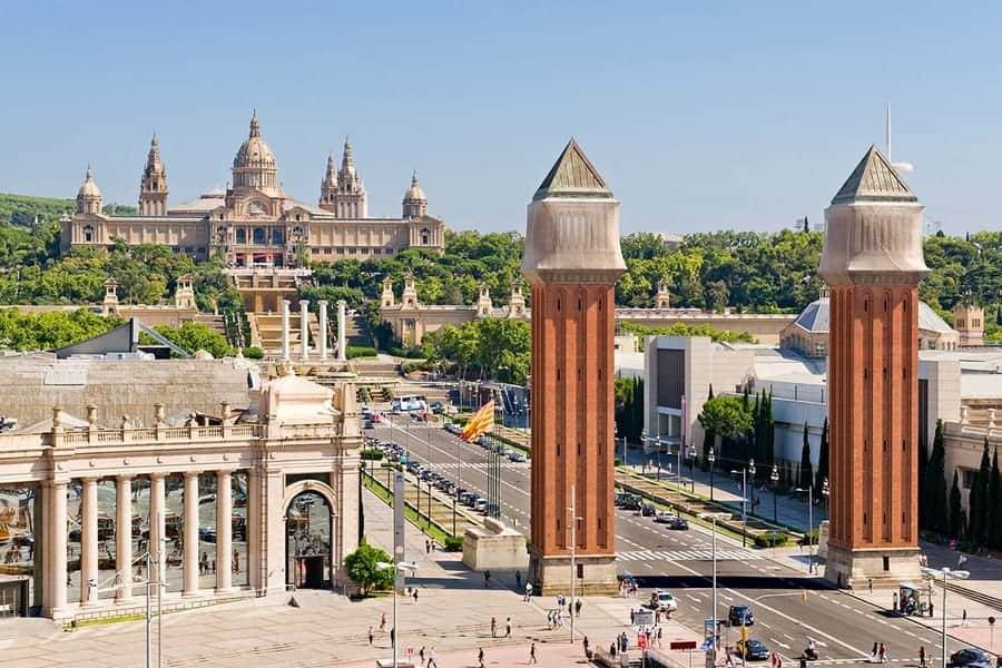 Placa Espanya