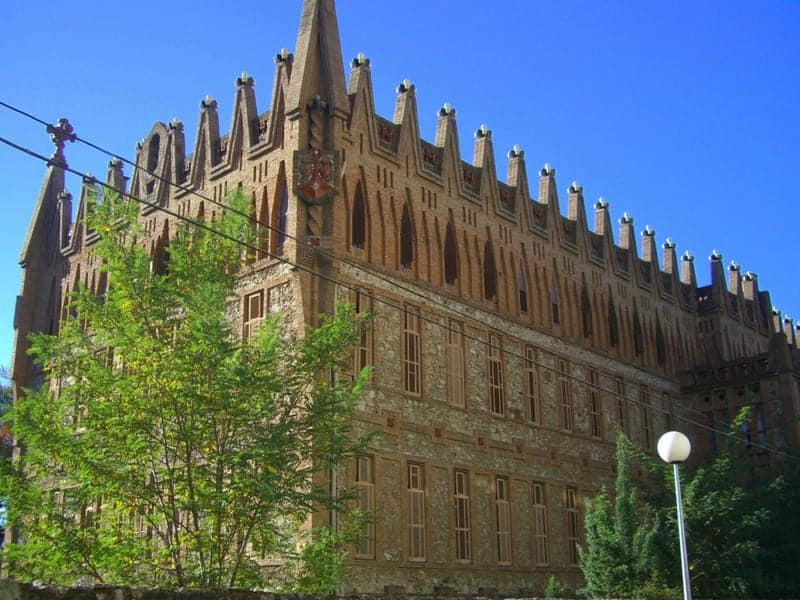 Школа Св.Терезы