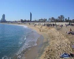 Пляжная зона