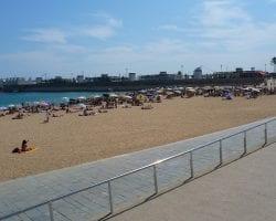 Велодорожки рядом с пляжем