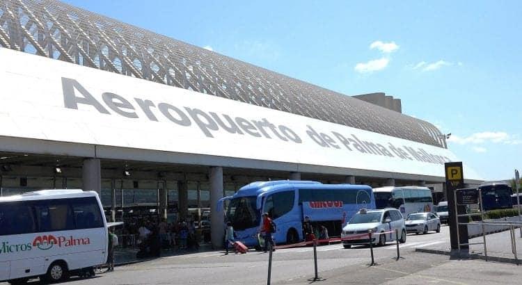 Аэропорт Пальма Де Майорка