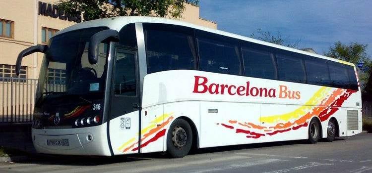 Автобус Барселона - Жирона