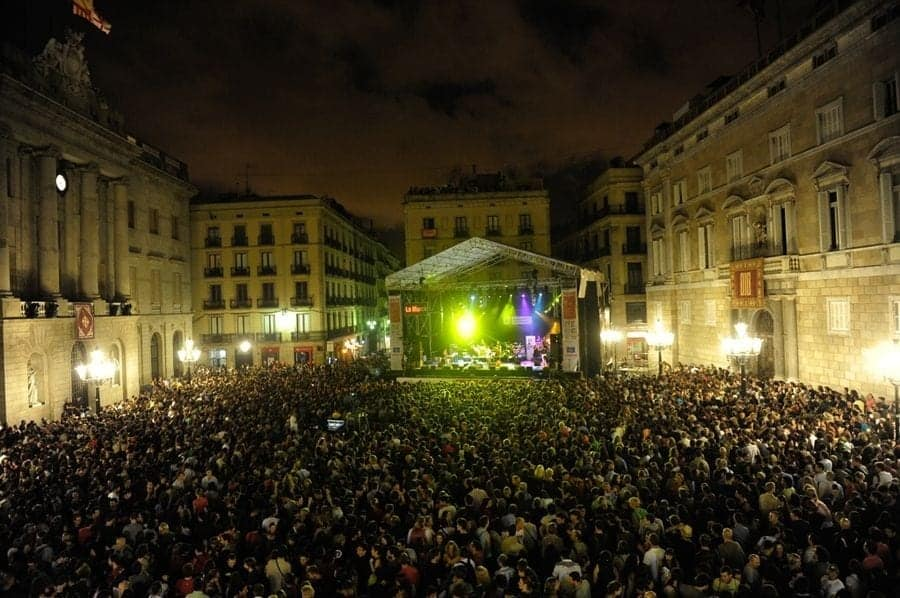 Фестиваль Barcelona Accion Musical