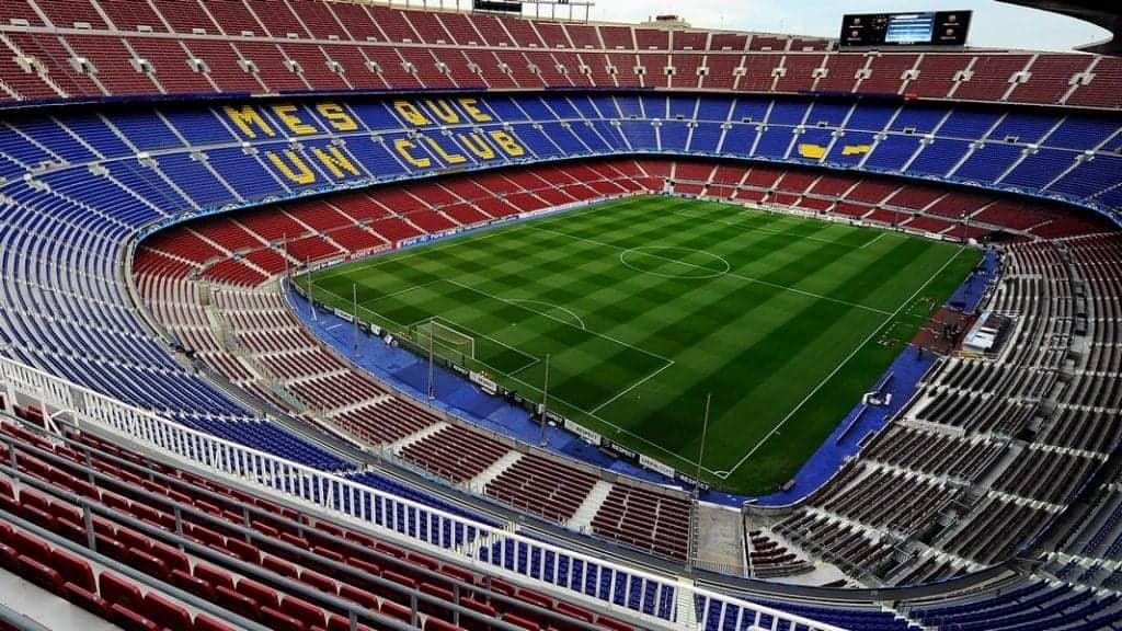 Стадион Camp Nou