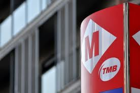 Metro-sign