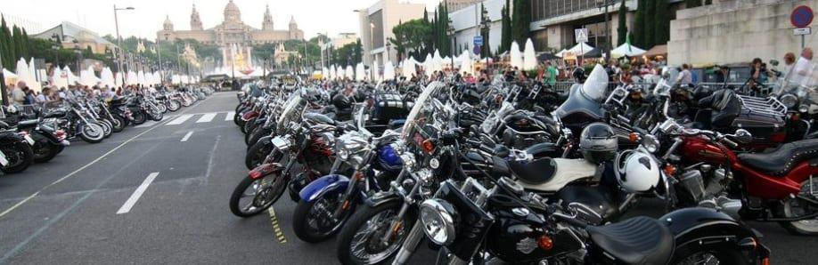 Дни Harley Davidson в Барселоне